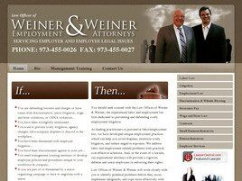 Law Offices of Weiner & Weiner, LLC (Morris Co., New Jersey)