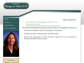 Law Offices of Wendolyn S. Busch, P.A. (Tampa, Florida)
