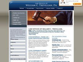 Law Offices of William C. Trevillian, P.A. (Glen Burnie, Maryland)
