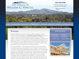 Law Offices of William C. Vencill (Walnut Creek, California)