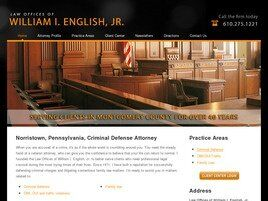 Law Offices of William I. English Jr. (Norristown, Pennsylvania)