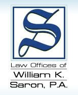 Law Offices of William K. Saron (Pinellas Co., Florida)