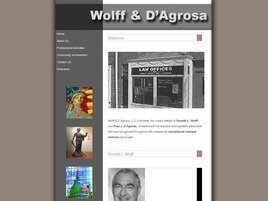 Law Offices of Wolff and D'Agrosa, LLC (St. Louis, Missouri)