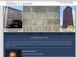 Law Offices Robert E. Lehrer (Chicago, Illinois)