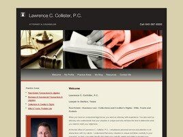 Lawrence C. Collister, P.C. (McKinney, Texas)