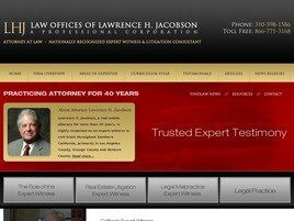 Lawrence H. Jacobson A Professional Corporation (Los Angeles, California)
