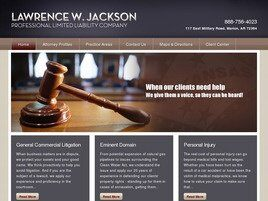 Lawrence W. Jackson, PLLC (Little Rock, Arkansas)