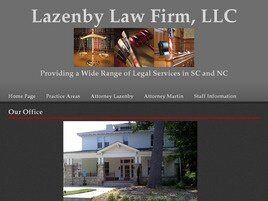 Lazenby Law Firm, LLC (Spartanburg, South Carolina)