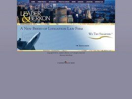Leader & Berkon LLP (Los Angeles, California)