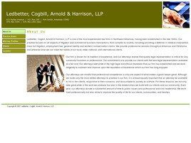 Ledbetter, Cogbill, Arnold & Harrison, LLP (Fort Smith, Arkansas)