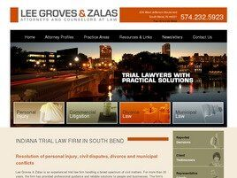 Lee Groves & Zalas (South Bend, Indiana)
