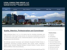 Legal Consulting Group, LLC (Fairfield Co., Connecticut)