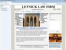 Letnick Law Firm, PLC
