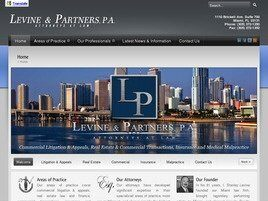 Levine & Partners, P.A. (Miami, Florida)