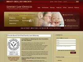 Lewert Law Offices, P.A. (Palm Beach Co., Florida)