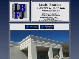 Lewis, Brackin, Flowers & Johnson (Dothan, Alabama)