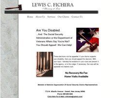 Lewis C. Fichera Attorney at Law (Woodbury, New Jersey)