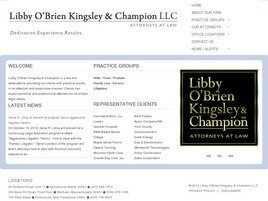 Libby O'Brien Kingsley & Champion, LLC (York Co., Maine)