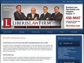 Liberis Law Firm (Okaloosa Co., Florida)