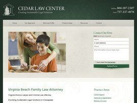Cedar Law Center (Chesapeake, Virginia)