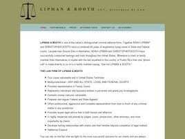 Lipman & Booth LLC (New York, New York)