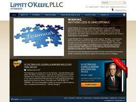 Lippitt O'Keefe, PLLC (Wayne Co., Michigan)
