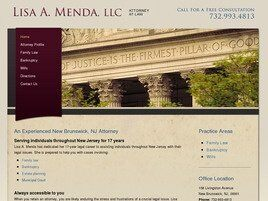 Lisa A. Menda, LLC (New Brunswick, New Jersey)