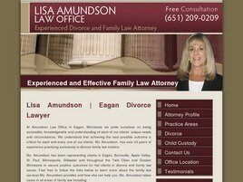 Lisa Amundson Law Office, P.A. (Eagan, Minnesota)