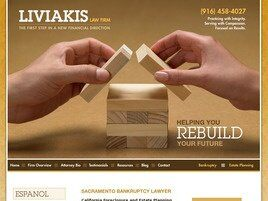 Liviakis Law Firm (Sacramento, California)