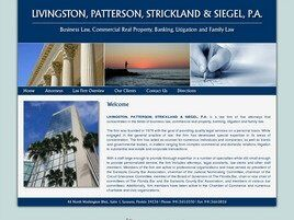 Livingston, Patterson, Strickland & Siegel, P.A. (Bradenton, Florida)