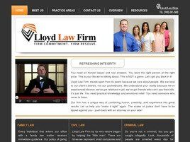 Lloyd Law Firm (Lewisville, Texas)