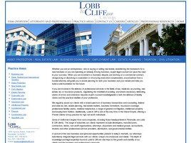 Lobb & Cliff, LLP (San Bernardino Co., California)