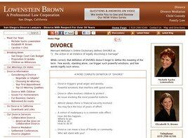 Lowenstein Brown A Professional Law Corporation (San Diego, California)