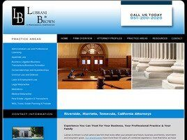 Lubrani & Brown A Professional Corporation (Riverside, California)