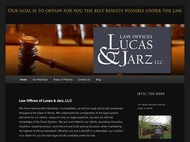 Lucas Law Firm, LLC (Joliet, Illinois)