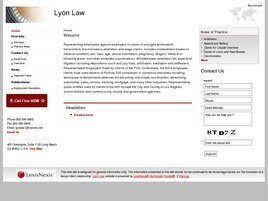 Lyon Law (Long Beach, California)