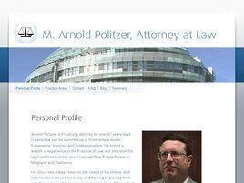 M. Arnold Politzer and Associates (Baltimore, Maryland)