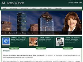 M. Irene Wilson, Attorney at Law (Galveston, Texas)