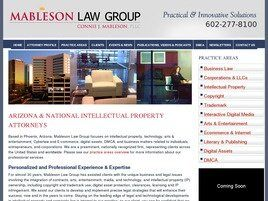 Mableson Law Group, Connie J. Mableson, PLLC (Phoenix, Arizona)