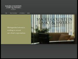 Magee Goldstein Lasky & Sayers, P.C. (Roanoke, Virginia)