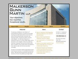 Malkerson Gunn Martin LLP (Minneapolis, Minnesota)