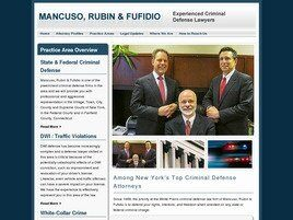 Mancuso, Rubin & Fufidio (White Plains, New York)