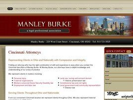 Manley Burke A Legal Professional Association (Hamilton Co., Ohio)