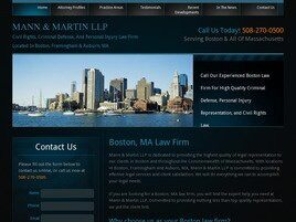 Mann & Martin LLP (Middlesex Co., Massachusetts)