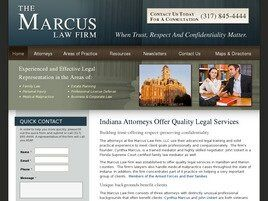Marcus Law Firm, LLC (Fishers, Indiana)