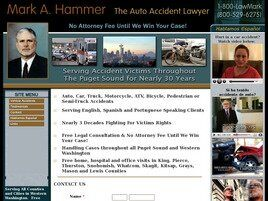 Mark A. Hammer, Attorney At Law (Tacoma, Washington)