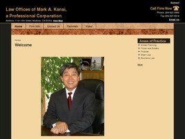Mark A. Kanai A Professional Corporation (Modesto, California)