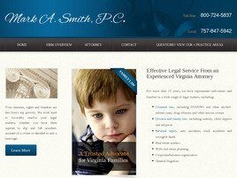 Mark A. Smith, P.C. (Hampton, Virginia)