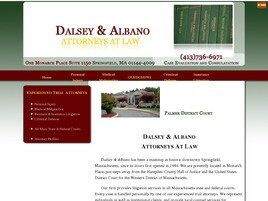 Dalsey & Albano Attorney at Law (Springfield, Massachusetts)