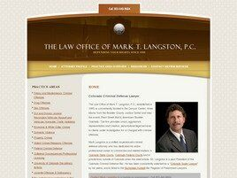 Mark T. Langston, P.C. (Denver, Colorado)